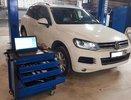 Полный ремонт подвески VW Touareg (Фольксваген туарег)