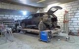 Фото СТО Центр кузовного ремонта ЯГУАР, Новосибирск, ул. Горский микрорайон, 2, корп.1