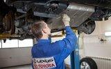 Фото СТО TLS-service - Специализированный автосервис по обслуживанию и ремонту автомобилей Toyota и Lexus, официальный дилер Parttrade, Новосибирск, Жуковского 96/2
