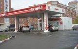 Фото АЗС Лукойл         АЗС №9, Новосибирск, ул. Владимировская, 26а