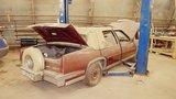 Реставрация Cadillac DeVille