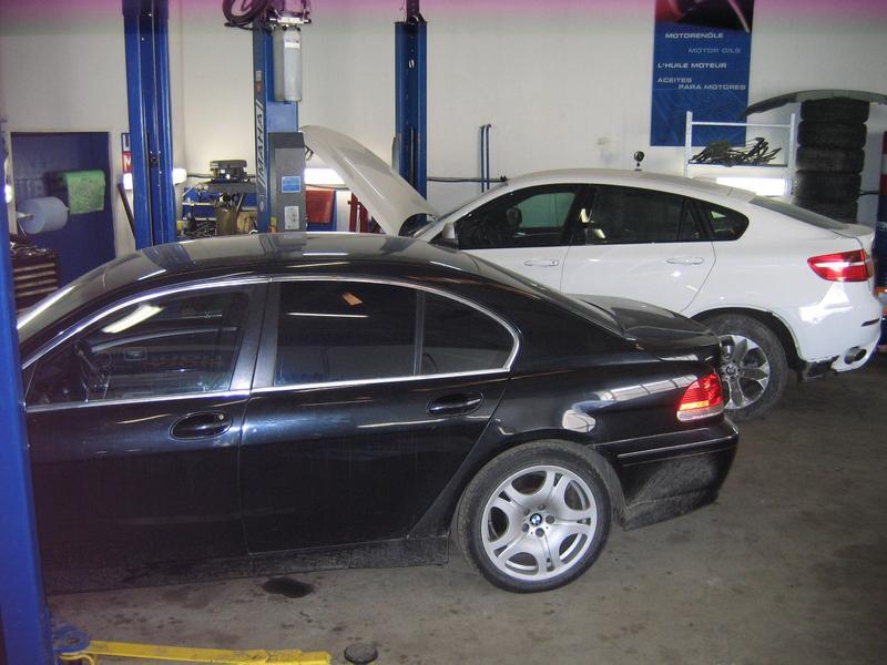 Фото СТО BMW XL