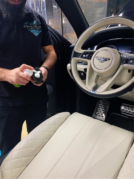 Автомойка Crystal City в Мосве